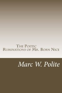 Book Cover- Poetic Ruminations